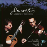 Alturas Duo CD cover